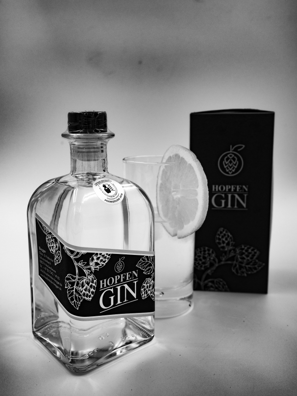 Hopfen-Gin